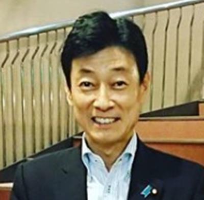 西村康稔,新型コロナ法改正担当大臣