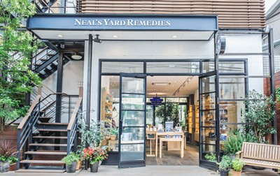 NEAL'S YARD REMEDIES 表参道本店