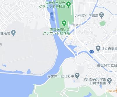 吉田莉桜 学校地図